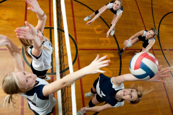 Como melhorar a impulsão nos ataques e nos bloqueios no Voleibol