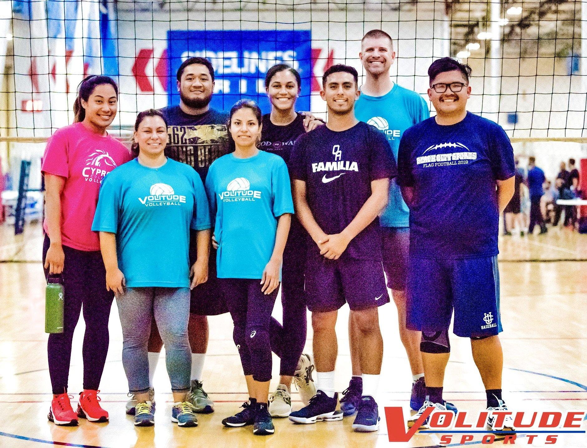 Volitude Sports Indoor Volleyball League Long Beach