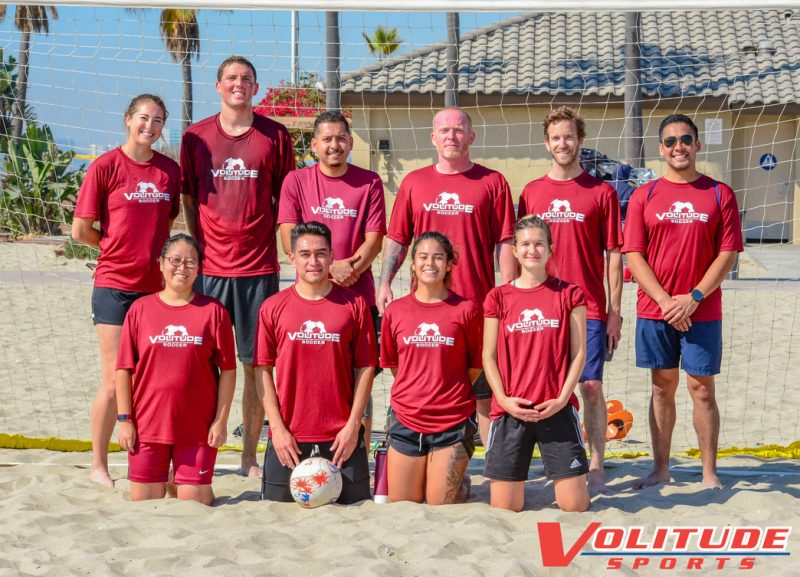 Reserve Your Team Spot Soccer League Long Beach CA