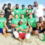 adult sport leagues flag football Long Beach, California
